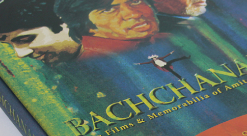 ART BOOK - BACHCHANALIA
