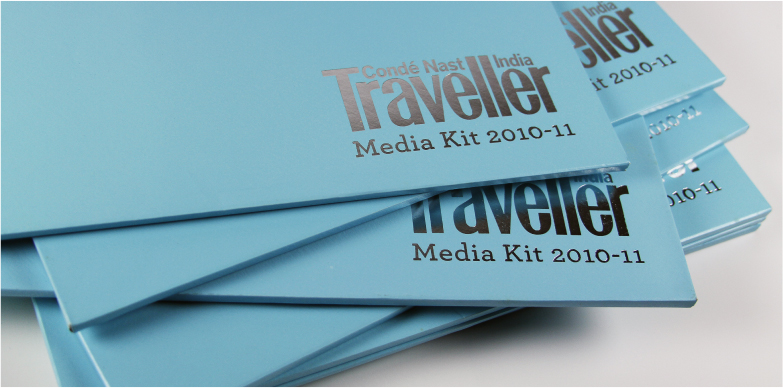 Catalogue - CondÉ Nast India – Traveller Media Kit