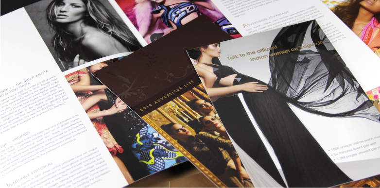 Catalog - Vogue Media Kit