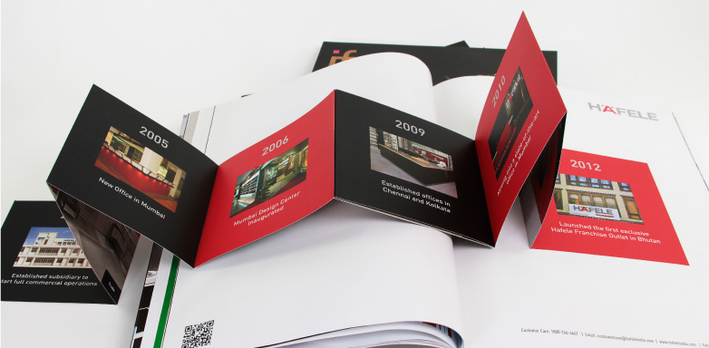 Soft Cover Book - IFJ, printed at JAK Printers