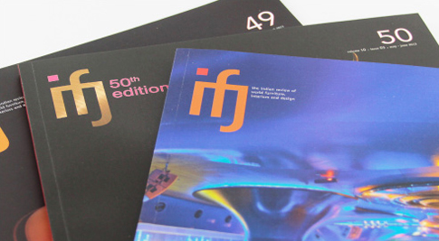 Soft Cover Book - IFJ
