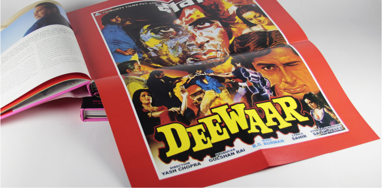 Poster Printing - Lights Camera Masala